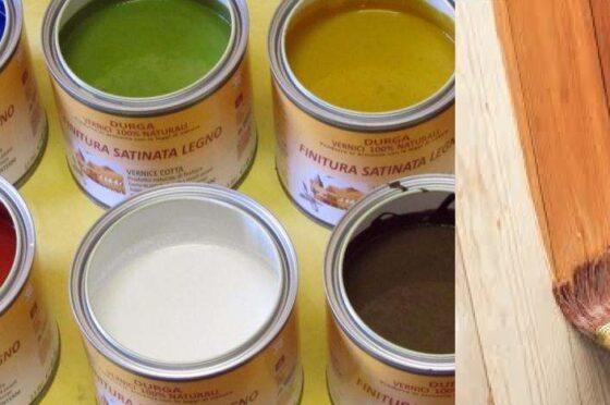 Pitture e vernici naturali: a contatto con la natura a casa vostra!