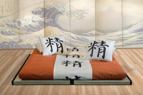 Futon e tatami: dall'oriente a casa tua!