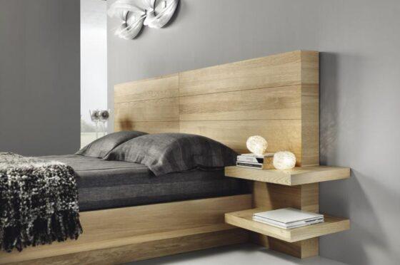 Letti in legno naturale: la comodità di dormire nella natura